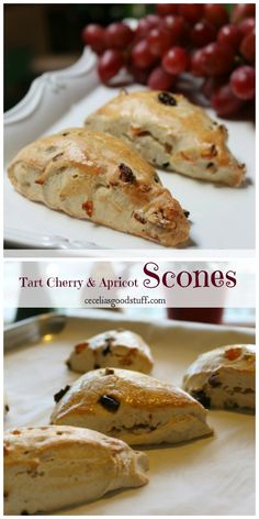 Holiday Scones http: