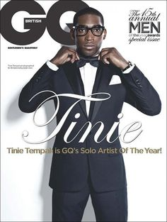 GQ (UK) we love tinie's style