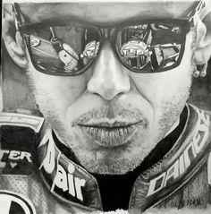 """Valentino Rossi """"Lo sguardo dell 'amore"""" by in:diem"""