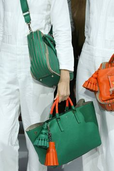 The 15 Best Handbags From Anya Hindmarch S/S 15 | Who What Wear UK