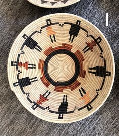 Your place to buy and sell all things handmade Wall Basket, Baskets On Wall, Finishing Nails, Basket Decoration, Boho Decor, Home Improvement, I Shop, Hand Weaving, Walls