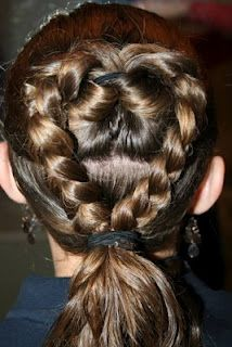 Feel like getting a little festive with your hair this Valentine's Day?