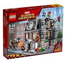 Lego Marvel Super Heroes 2 X escolta Minifigura desde 76125