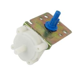 Washing Machine 4 Positions Liquid Level Control Switch DC 6V 10mA Product Name : Water Level Sensor;For : Washing Machine. Voltage/ Current : DC 6V 10mA;Material : Metal, Electronic Part. Color : As Picture Shown;Tube OD : 6mm/ 0.24. Rotary Shaft Dia. : 6mm/ 0.24;Overall Size : 5.2 x 4 x 7.3cm/ 2 x 1.6 x 2.9 (L*W*H). Weight : 39g;Package Content : 1 x Water Level Sensor.  #Amico #Home