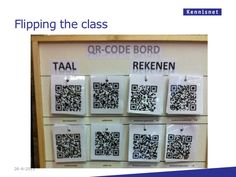 Instructiefilmpjes via QR codes Multimedia, Our Code, School Computers, Co Teaching, Sharing Economy, 21st Century Skills, Classroom Organisation, School Games, Apps