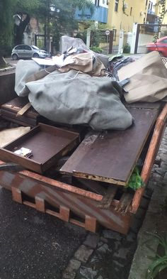 Fotos de remoção de mobiliário alagado nosso plantão é 24 horas