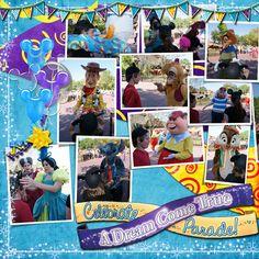 Disney Dreams Come True Parade - Page 5 - MouseScrappers.com