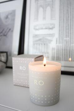 homevialaura | Skandinavisk RO scented candle from Sisustuksen Koodi