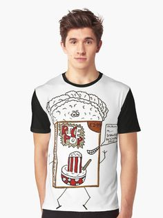 Its a fun playful design for any cinema fan, hand drawn cartoon popcorn breakfast cereal that's / says Mmm… Breakfast For Cinema Fans. • Also buy this artwork on apparel, stickers, phone cases, and more.