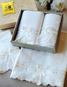 Dressing Home - Dressing Home Towel Wrap, Towel Set, Diy Crafts Kits, Designer Bed Sheets, Bathroom Towel Decor, Diy Crafts Crochet, Diy Simple, Wedding Pillows, Decorative Towels