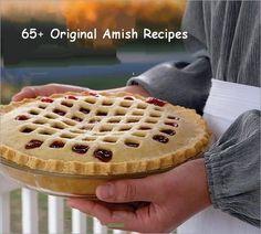 65+ Original Amish Recipes by jill