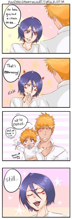 Married life !! Lol ichiruki