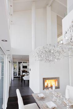 Tiileri, Härmä Air piippu, skorsten, chimney, savupiippu, hormi, takka, fireplace, kamin, tuli, liekki