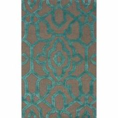 @Overstock.com - Inspired from Marrakesh, this trellis handmade wool area rug uses subtle and modern colors, with highlights of faux silk to match today's interiors. The plush wool pile offers great comfort under foot.http://www.overstock.com/Home-Garden/Handmade-Marrakesh-Grey-Faux-Silk-Wool-Rug-76-x-96/6852691/product.html?CID=214117 CAD              539.69