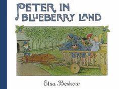 Peter in Blueberry Land (Mini Edition): Amazon.co.uk: Elsa Beskow: Books