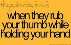 holding handss <3