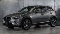 Alongside the revised 2017 Mazda 6, Bermaz has also introduced the 2017 Mazda CX-3 – like the D-segment model, the B-segment crossover has also seen a few