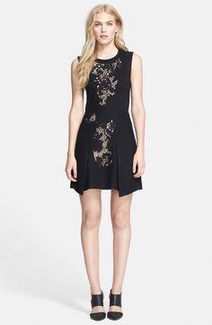 Tibi Sleeveless Flap Dress | Clothing