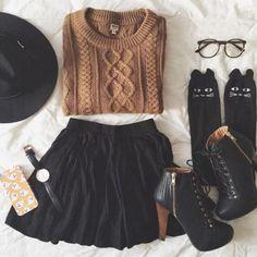 Fashion cute pure sweaters