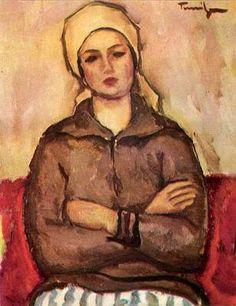 Nicolae Tonitza, Post-Impressionism
