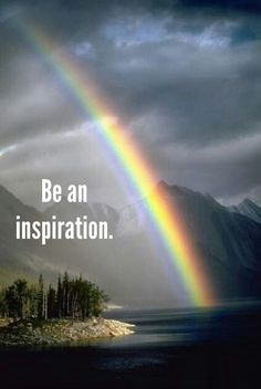 Bucket List- Someone wrote me a letter once telling me how I was an inspiration to her. I want to continue doing so.