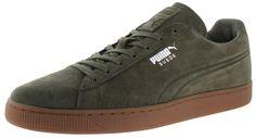 Puma Suede Classic Men's Fashion Sneakers Shoes