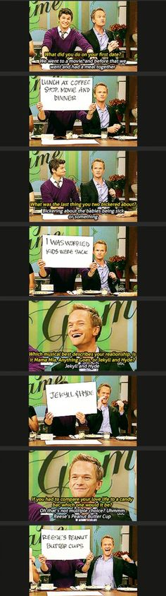Screw fairy tales man.. I want what Neil Patrick Harris and David Burtka have, man.