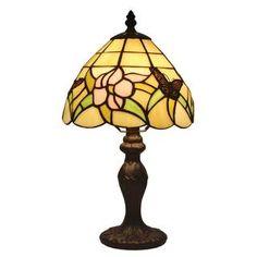 Amora Lighting Tiffany Style Iris Table Lamp | Overstock.com Shopping - The Best…