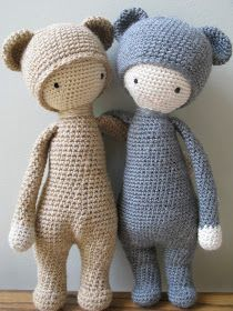 meo my crochet: Buster Bear