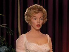 """MARILYN MONROE (1926-1962): Filmography and Movie Posters: The Prince and the Showgirl (1957) """"El príncipe y la corista"""""""