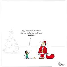 Santa, again.