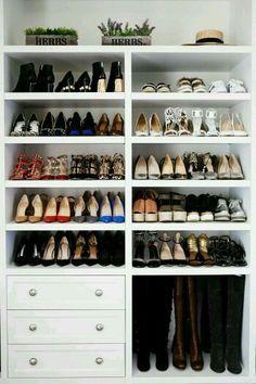 Organizar tus shoes