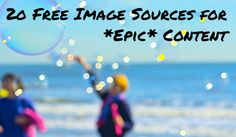 Want free, great looking images? These remarkable, free sites have thousands of stunning images waiting for you.