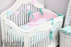 Bettwäsche für Kinder 100x135 cm + Minky Kissen von Makaszka auf DaWanda.com