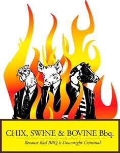 Chix Swine & Bovine BBQ Team