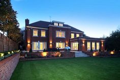 6 bedroom detached house for sale in Grove Road, Beaconsfield, Buckinghamshire, HP9 - Rightmove | Photos