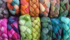 Merino dyeing | by B.eňa