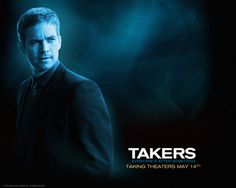 Watch Streaming HD Takers, starring Chris Brown, Hayden Christensen, Matt Dillon, Michael Ealy. A group of bank robbers find their multi-million dollar plan interrupted by a hard-boiled detective. #Action #Crime #Thriller http://play.theatrr.com/play.php?movie=1135084