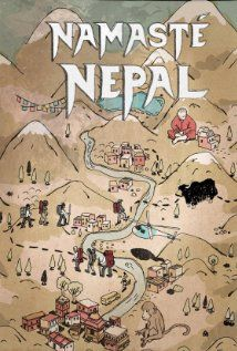 Nepal and Himalayas - 1979 Vintage Travel Posters, Vintage World Maps, Namaste Nepal, Tourism Poster, Poster Ads, Bullet Journal Travel, Travel Illustration, Nose Art, Retro Art
