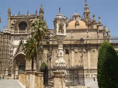 Photos of Spain | Sevilla, Spain, Cathedral Wallpapers