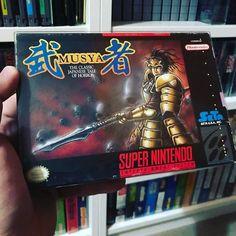 #Nintendo #SNES #Musya #SetaUSA #CIB #RetroGamer #SuperNintendo #ConsoleGaming #ConsoleGamer #NTSC #NTSCUS #Dortmund #retromaniac http://ift.tt/2pyCKKb
