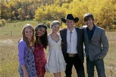 Heartland cast.