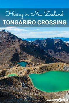 Tongariro Alpine Crossing, the best day hike in New Zealand? - Wandering the World