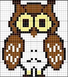 Cross Stitch For Kids, Cross Stitch Cards, Simple Cross Stitch, Cross Stitch Animals, Cross Stitching, Cross Stitch Embroidery, Owl Quilt Pattern, Quilt Patterns, Funny Cross Stitch Patterns