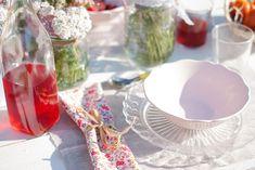 Decorar una mesa de verano inspirada en La Provenza (blog invitado) | Una Pizca de Hogar