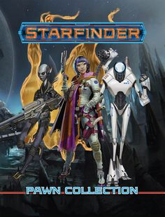 8 Best Starfinder stuff images in 2018 | Role play, Sci fi
