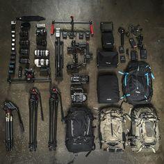Instagram photo by @fstopgear via ink361.com Classic Photography, Photography Camera, Video Photography, Camera Backpack, Camera Gear, Drones, Film App, Camera Techniques, Dji Ronin