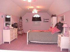 paris bedroom ideas for girls | Young girls, Paris theme room - Girls' Room Designs - Decorating Ideas ...