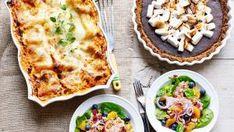 Op-en-top genieten: 20 lekkere ovenschotels met kaassaus - Libelle Pizza E Pasta, Vegetable Pizza, Good Food, Healthy Recipes, Healthy Food, Dinner, Wordpress, Website, Chili Con Carne