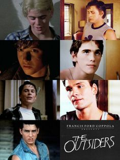 The Outsiders deserved another picture :) I cant tell you how many times I've read the book and watched the movie! Top 3 favorite